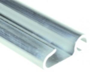 Алюминиевый профиль-крюк натяжения тента (передний, крюк) Suer 670901294 (3,3 метра)
