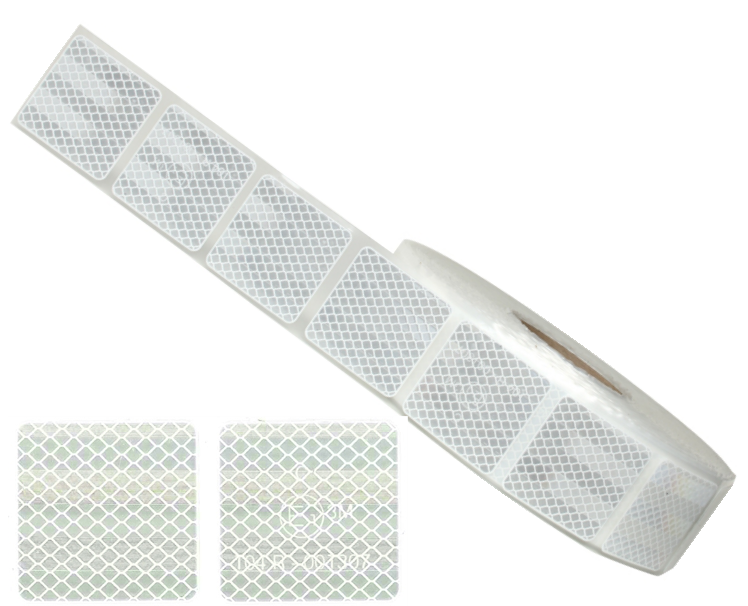 Лента белая для мягких поверхностей 3M (50 метров)