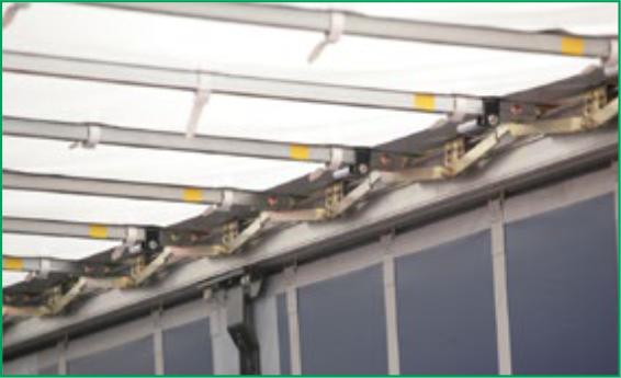 Шарнир крыши 600 EDSCHA