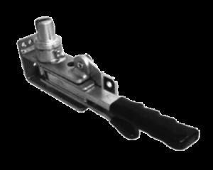 Механизм натяжения тента, правый (прорезь) Suer 670905493