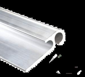 Алюминиевый профиль-крюк натяжения тента(передний) Suer 670901294/3000